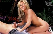 Nahá Heather Locklear. Fotka - 6