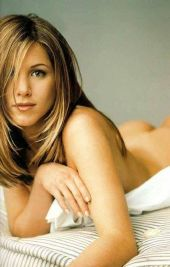 Nahá Jennifer Aniston. Fotka - 2