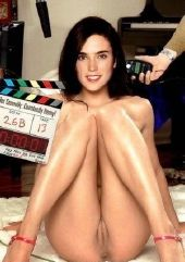 Nahá Jennifer Connelly. Fotka - 11