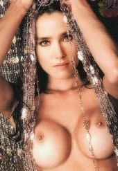 Nahá Jennifer Connelly. Fotka - 28