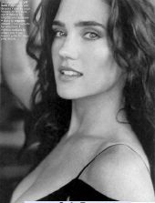 Nahá Jennifer Connelly. Fotka - 54