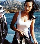 Nahá Jennifer Connelly. Fotka - 57