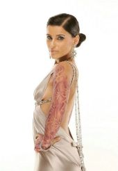 Nahá Nelly Furtado. Fotka - 10