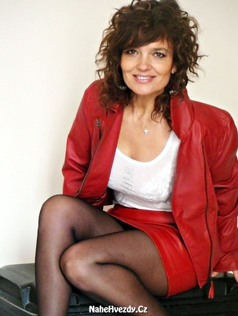 Nahá Zuzana Jandová. Fotka - 12